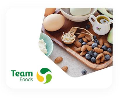 Team Foods | Negocio de Alianza Team