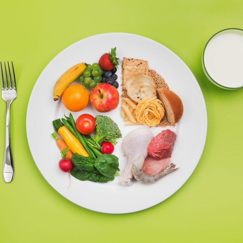 Dieta balanceada: 5 principios para la alimentación
