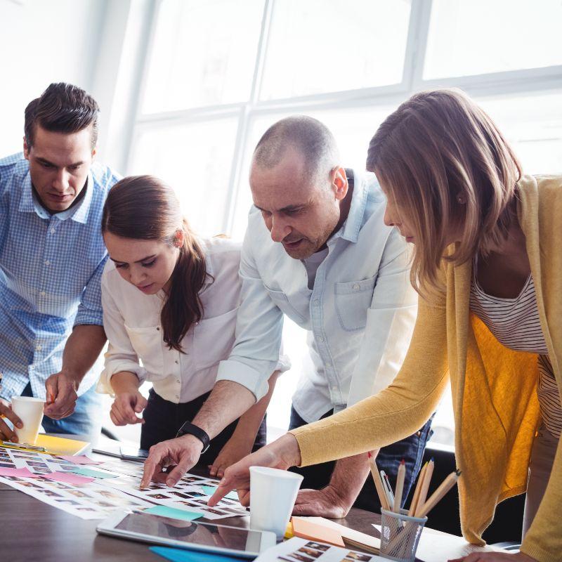 Gestión de talento humano: desarrolla equipos exitosos