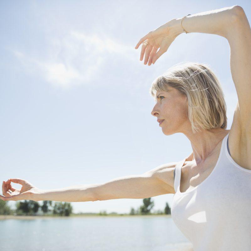 Tipos de yoga: come para entrenar sin agotarte